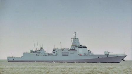 大国驱逐舰数量对比,美国68艘,俄13艘,法10艘,中国令人振奋
