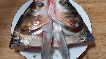 剁椒鱼头家常做法,嫩滑无腥味,步骤简单,我家经常这样做