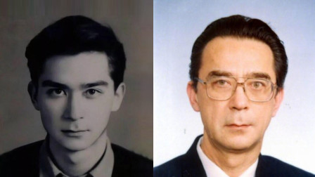 科学界的吴彦祖!82岁中科院院士,被AI修复的老照片太惊艳!