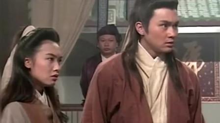 大叔吹牛吹上天,郭靖终于看不惯了,拍桌而起就要打他!