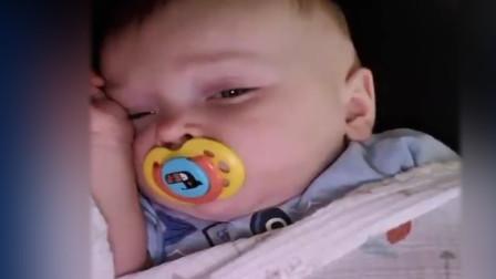 美国一名三岁婴儿确诊患有新冠状病毒,愿小宝宝快点好起来