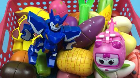 超变武兽和小爱玩切水果