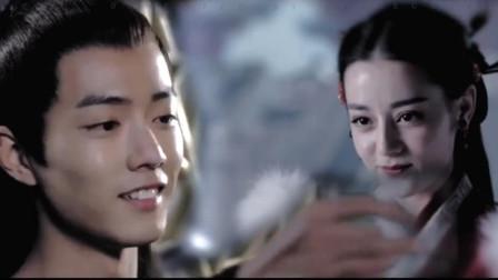 剪辑:肖战、迪丽热巴《陛下的刀》真心希望她们能一起合作