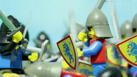 1356年普瓦捷会战,英法百年战争,乐高历史