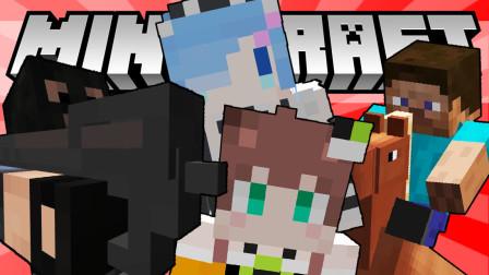 【我的世界】用Minecraft翻拍各种游戏!其实MC是万能的4
