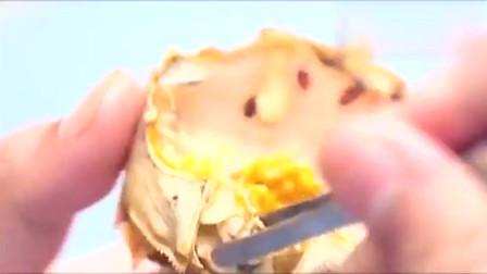 贫穷限制了我的想象力,现在广东吃个螃蟹都那么多讲究的嘛??