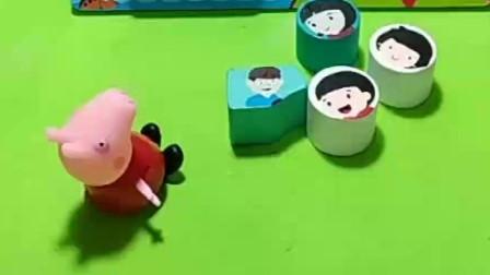 小光头强太过分了,破坏了小伙伴们的玩具,光头强爸爸可不同意!