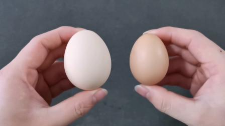 买鸡蛋挑大的还是挑小的?哪个好,养鸡的大妈告诉你,别再买错了