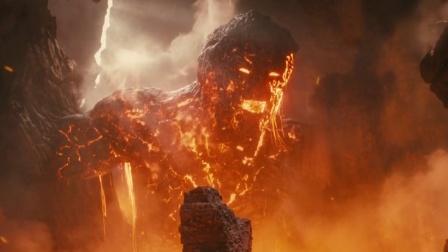《诸神之怒》泰坦巨人超燃混剪,你敢正视它吗?