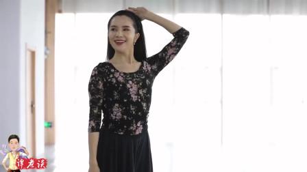古丽米娜分享舞蹈,一招一式都是经典到位,这才叫舞蹈艺术家!