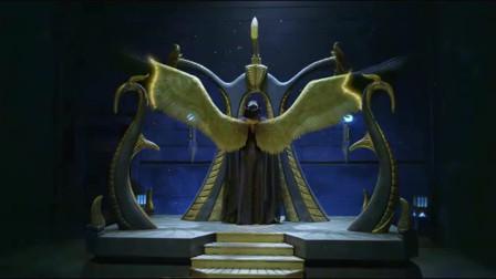 九州天空城2:璇玑夫人让纤音在生息仪上,给她的翅膀染成金色