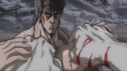 最后的激斗 健次郎 拉欧的终极对决 男人看了都不禁泪流