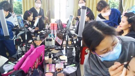 韶关职业技术学校有哪些 华仔影视化妆培训学校 正规技能培训