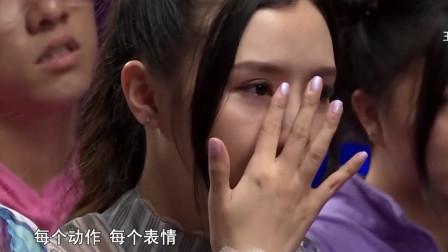 好声音唱王力宏的歌也就算了竟把场边小姐姐唱哭太深情