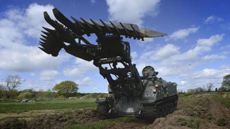 """全球埋有1亿颗地雷,解放军一战车能""""看穿""""地下,成地雷克星"""
