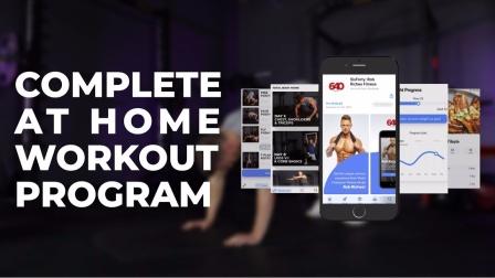 Rob Riches - SixForty App帮助你居家锻炼全身