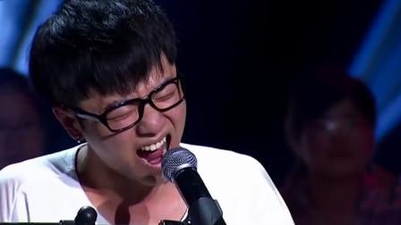 7年前快男海选现场:华晨宇唱火星文歌,尚雯婕表示找到同道中人