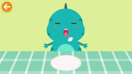 儿歌多多儿童游戏 甜品小厨神上线 宝贝跟多多一起快乐学做蛋糕