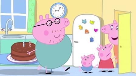 小猪佩奇的假期1小公主苏菲亚超级飞侠小马宝莉宝宝巴士熊出没