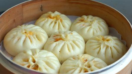 豆腐包子学会这样做,麻辣鲜香,百吃不腻,比肉包子还香还好吃