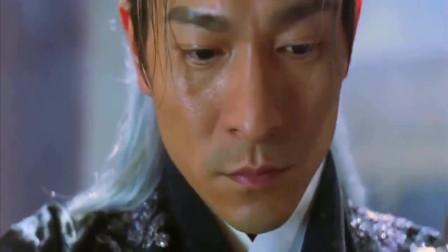 刘德华经典 剑神决战之巅,高手过招剑气伤人,全程火爆犀利