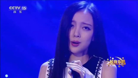 汪小敏翻唱这首经典老歌,除了她无人敢唱,一开口现场瞬间嗨翻