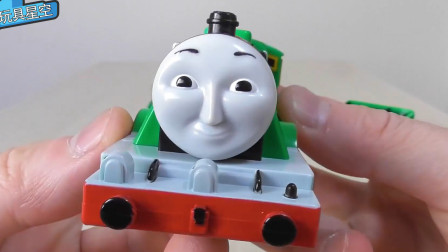 高登跑不过托马斯?开玩笑,那是他没装上强劲的电池