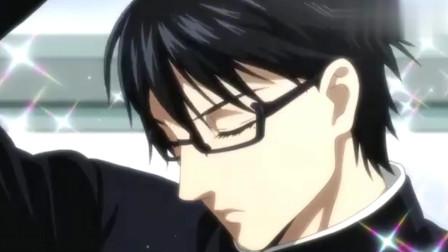 在下坂本有何贵干:坂本去卫生间还带伞?你还是帅不过坂本大佬!