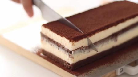 带咖啡酒味儿的意大利甜点,号称最浪漫的蛋糕,提拉米苏自制教程