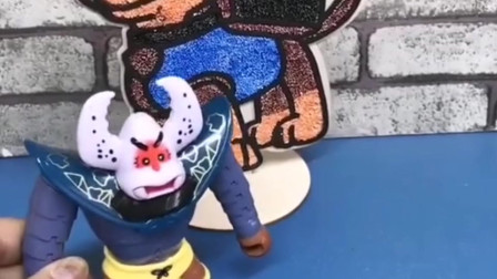 葫芦娃爷爷给小白兔带胡萝卜来了,小灰不见了,爷爷找不到了!