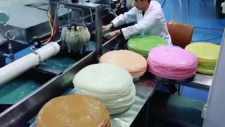 印度的食品工厂已经是机械化运作了,他们的科技真的进步了