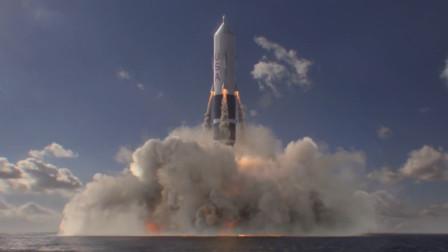 运力是土星5号的3倍,但从未被发射过的最大火箭