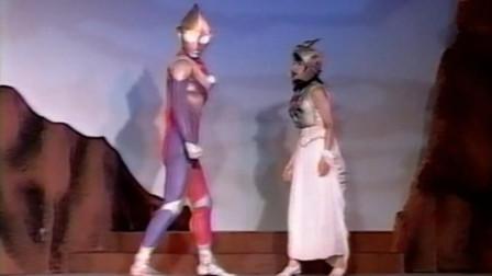 迪迦击退宇宙人和基里艾洛德人,佐菲奥特曼隔空和他对话