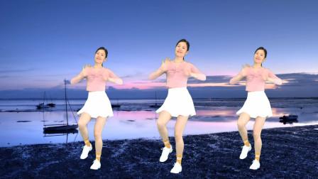 最新网络情歌《对面的小姐姐》64步弹跳混搭鬼步舞