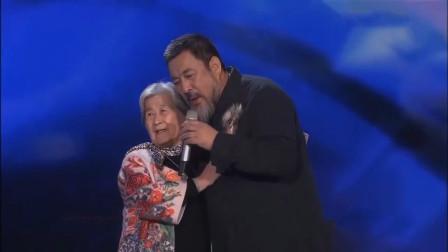 60岁的陆树铭演唱《一壶老酒》,开口太感人,90岁的老母亲听哭了