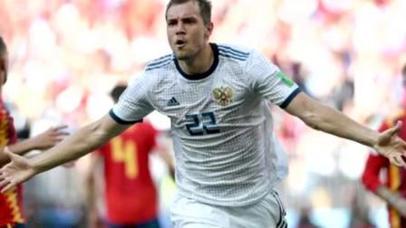 俄联赛射手王久巴示好皇马 世界杯曾助俄罗斯淘汰强大西班牙