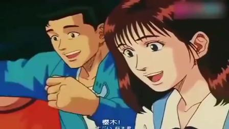 灌篮高手:樱木耍起心眼来,清田都要怀疑人生,晴子要芳心暗许了