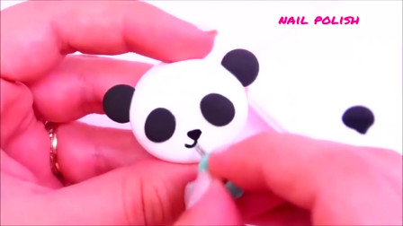 DIY手工:制作芭比的西瓜包包、熊猫鞋子、化妆品等!