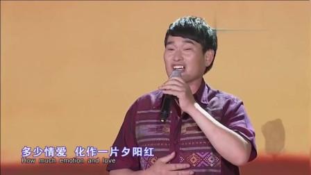 蒋大为最难的一首歌,多年无人敢唱,没想到却被朱之文轻松驾驭!