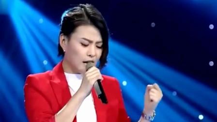 潘倩倩翻唱一首《精忠报国》,震撼人心,唱的比男生还霸气