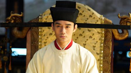 清平乐:王凯气场太强大,他靠演技出圈,赵祯靠帽翅出框