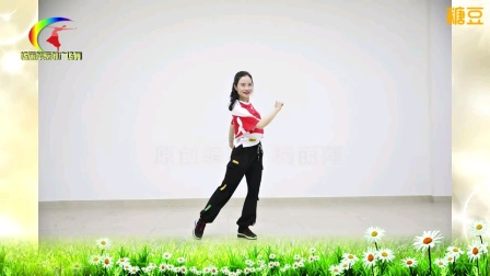 杨丽萍原创广场舞《一生回味》简单爵士舞附分解教学