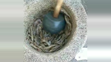 广东虾酱了解下,鲜虾纯手工制作。