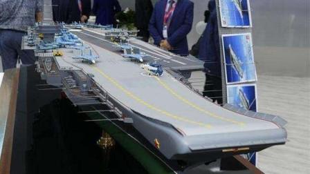 美军已不再是唯一,8万吨航母计划已浮出水面,德:技术独一无二