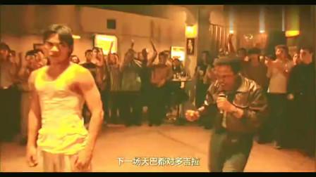 动作猛片:地下黑拳高手云集,竟敢惹怒这位狠人,全部打趴