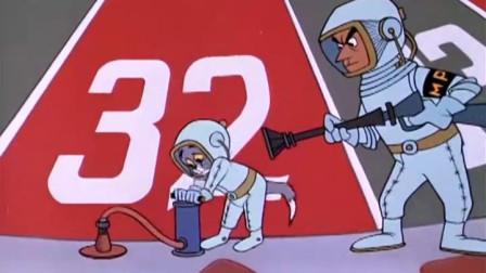 杰瑞终于被送走,汤姆开心的把飞船打破,接下来惨了