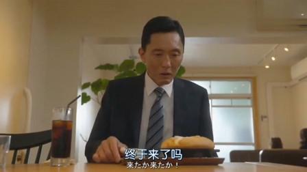 孤独的美食家:叔吃蜂蜜蛋糕松饼,尝了一口后,笑得都看不见眼睛了!