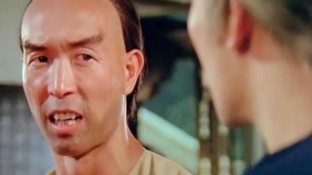 经典电影,看了甄子丹的咏春拳,再看看1978年梁家仁打的咏春拳