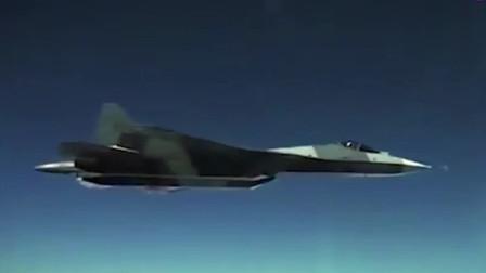 飞行员最高水准,苏57完成了水平螺旋旋转特技!国内没这水平吧?