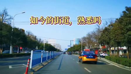 红旗大街,南二环,汇华,高教市场,新石中路,猜到是石家庄了吗